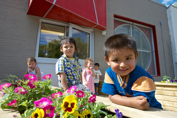 Full circle: Intergenerational Child Centre brings ...
