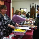 Community breakfast feeds hundreds in West End