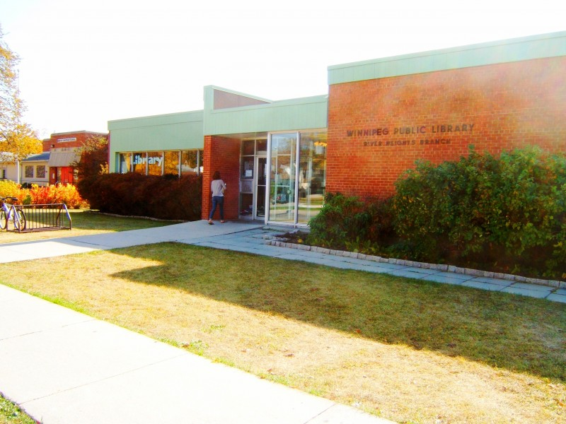 River Heights library