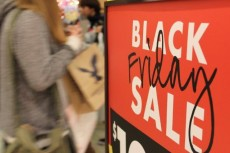 Winnipeg malls have been busy since last week when Black Friday kicked off the holiday shopping season.