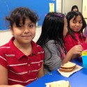 Trying new foods gives Sister Mac students confidence