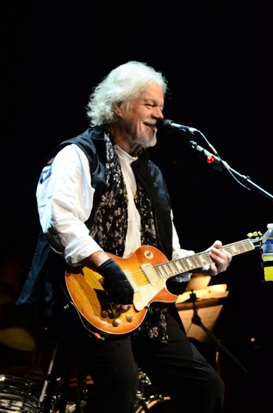 Randy Bachman returned to his hometown to play with the WSO recently