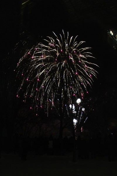 Forks fireworks expected to be spectacular as usual even with earlier time start.