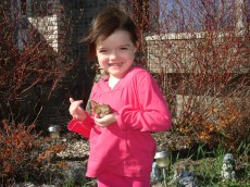 Gracie was happy-go-lucky kid who loved music, dancing, nature, and making people laugh.
