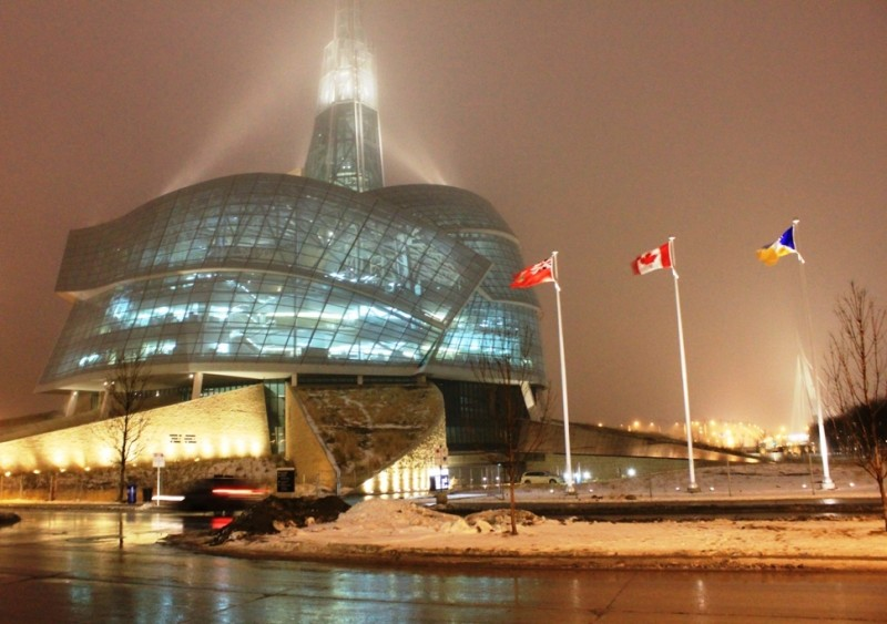 CMHR is poised to be a light in the fog when it comes to human rights around the wold. PHOTO: Greg Petzold