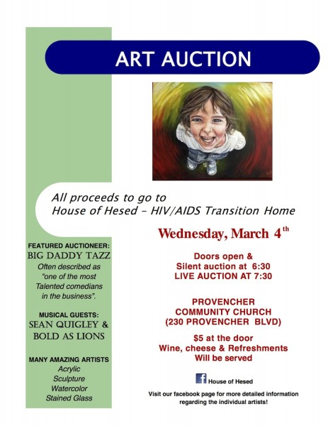 art auction poster 2015