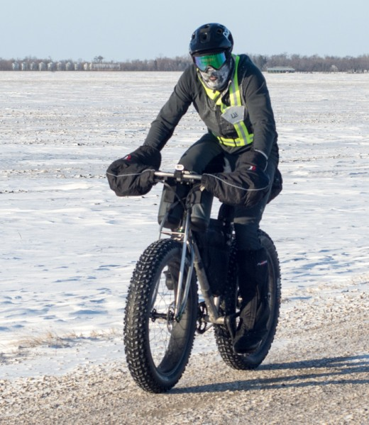 Adam Fredrickson wins with Dan Lockery the Fatbike title for Actif Epica, with a time of 8 hours and 49 minutes