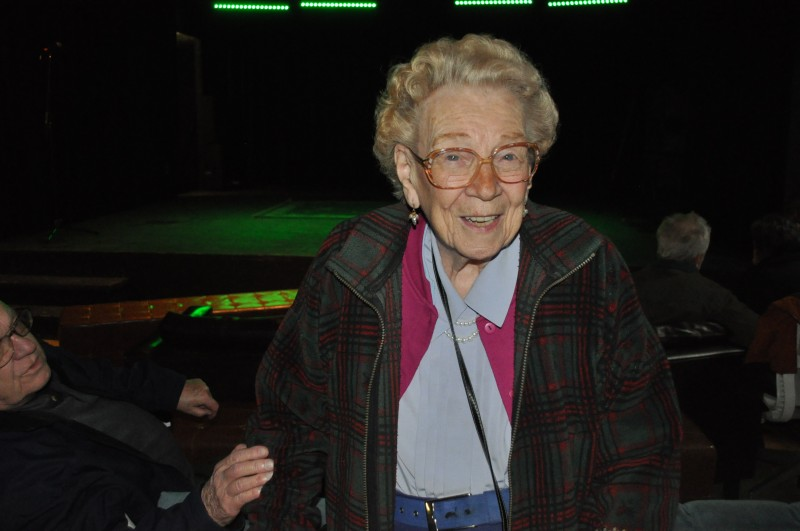 Julia celebrates her 100th birthday this May