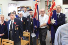 Recognizing Anzac Day is an important annual event for the Down Under Club of Winnipeg. Photo: Brian Hydesmith.