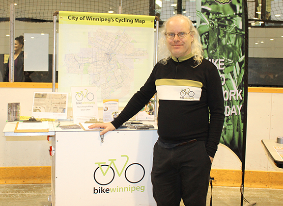 Visit BikeWinnipeg.ca for cycling maps and more.