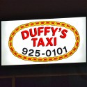Duffy's taxi stolen in front of cabbie's house recovered less than half hour later