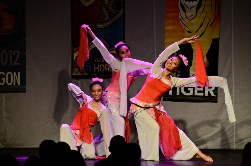 Colourful, dynamic and entertaining acts grace the stages of many pavilions.