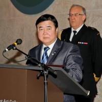His Honour the Honourable Philip S. Lee, 24th Lieutenant Governor of Manitoba