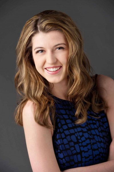 Colleen Furlan plans a career in music and theatre after graduating from the U of M's Desautels Faculty of Music
