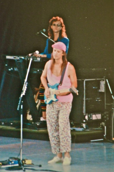 Kim Mitchell at the Red River Ex June 1990