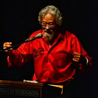 David Suzuki doesn't mince words as he talks about the planet's future at sold out WECC talk
