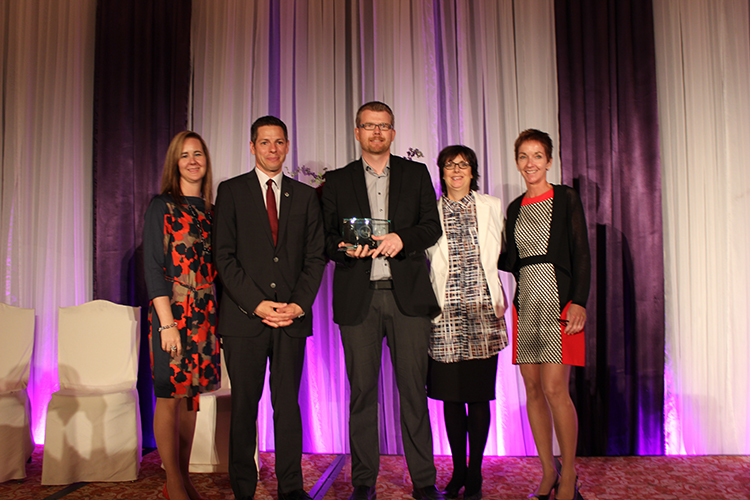 Marketing Campaign of the Year (Over $2500) - Journey to Churchill at Assiniboine Park Zoo