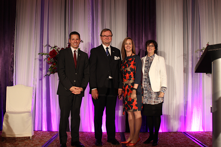 Partner of the Year - Lorne Perrin, Assiniboine Park Conservancy