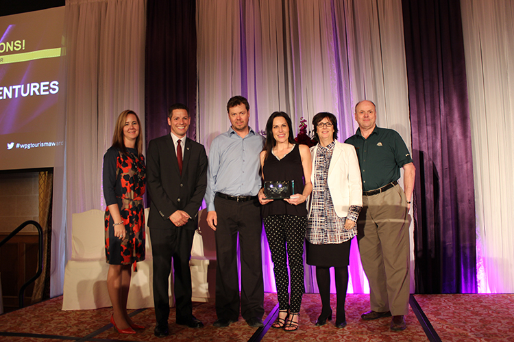 Small Business of the Year - Adrenaline Adventures