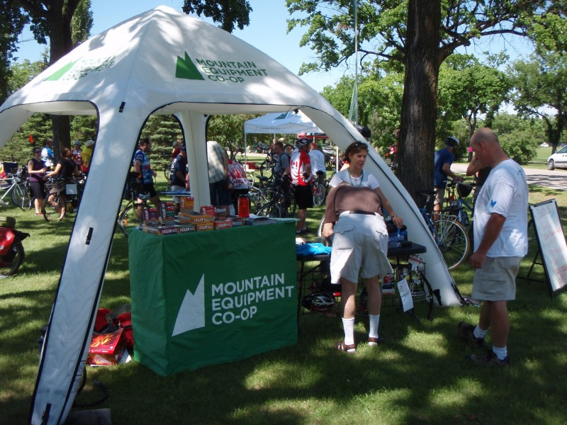 MEC's Bikefest is all about turning people onto cycling.