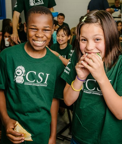 Boys and Girls Clubs of Winnipeg's CSI program has received Nourishing Potential grants.