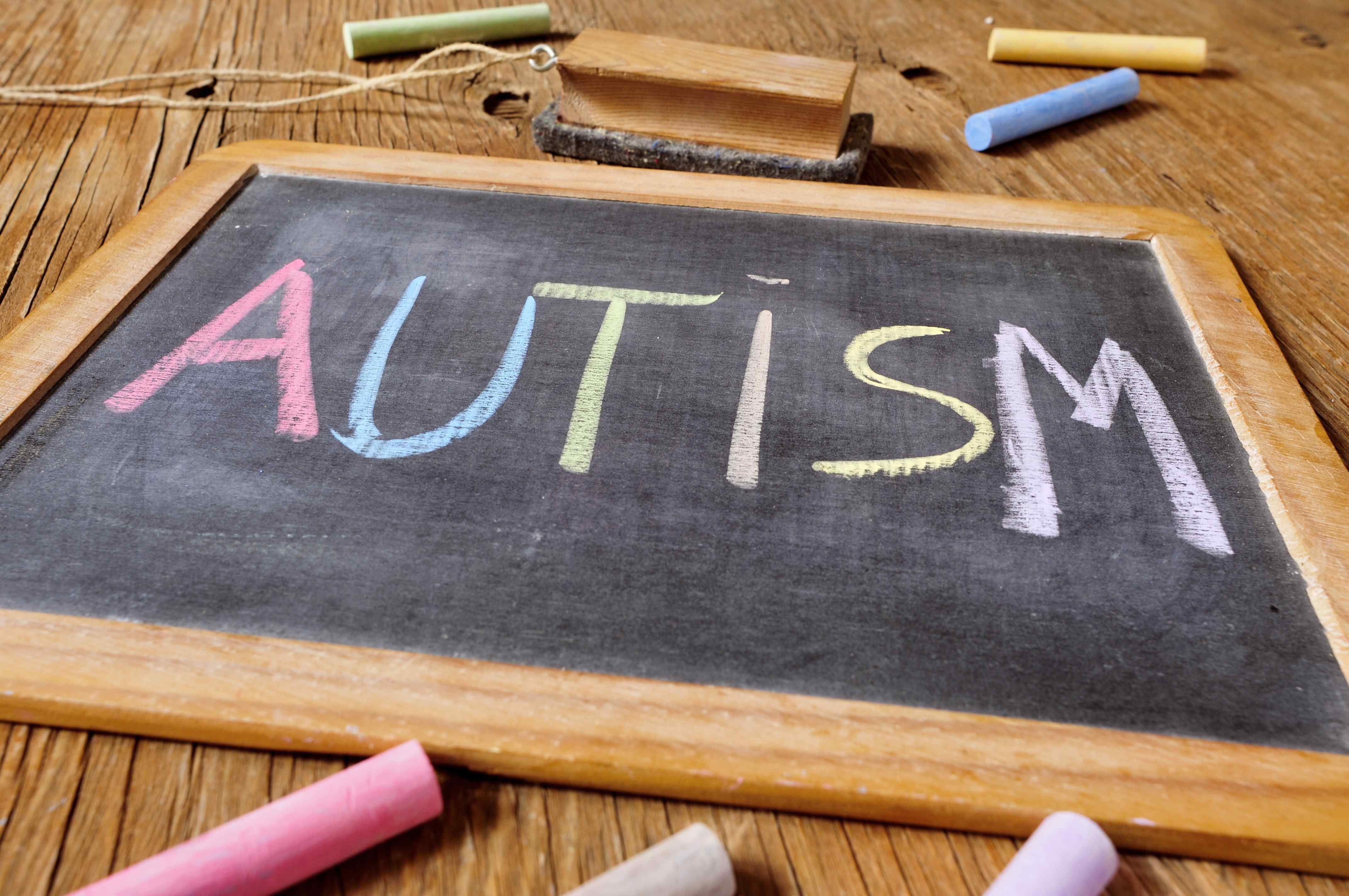 early identification of autism The national institute of mental health states symptoms of autism vary from one child to the next, but all demonstrate deficits in three areas.