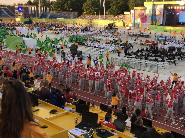 Public attention on Para Pan-Am Games 2015 could help create a barrier free society.