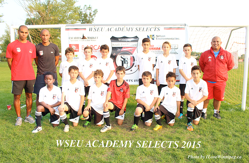 WSEU ACADEMY SELECTS 2015