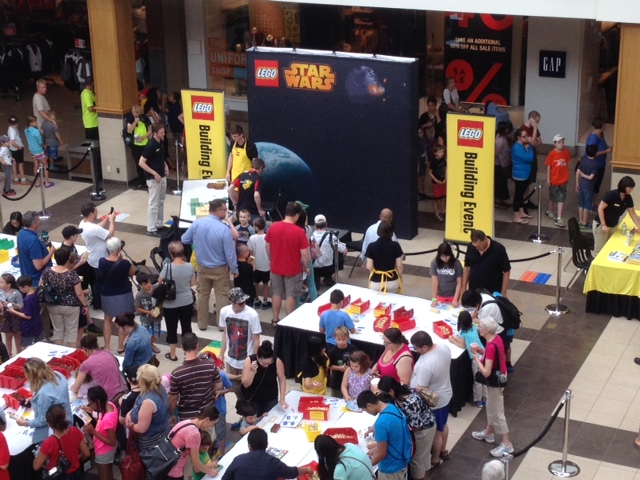 Lego stores can be found across the globe; now Winnipeg has one. PHOTO: Helle Wilson
