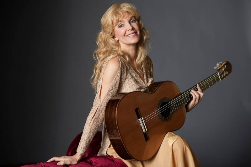 Liona Boyd - Canada's First Lady of the Guitar.