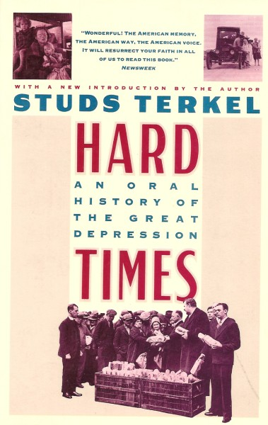 Terkel was a writer, broadcaster, actor, Pulitzer Prize winner, you name it.