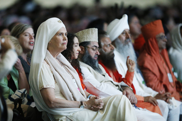 Parliament of the World's Religions gathered in Salt Lake City last month.