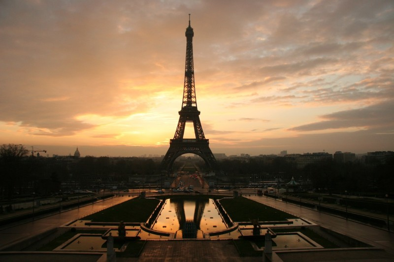 France observed three days of mourning in the wake of terrorist attacks on Friday.