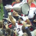 Grey Cup's long and colourful history