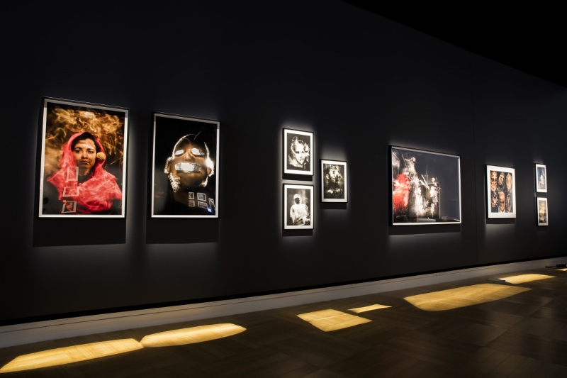 Sight and Unseen is on main floor of the CMHR.