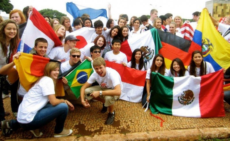A Rotary Youth Exchange trip in Mexico.