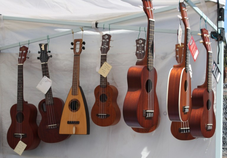 Ukuleles for sale!