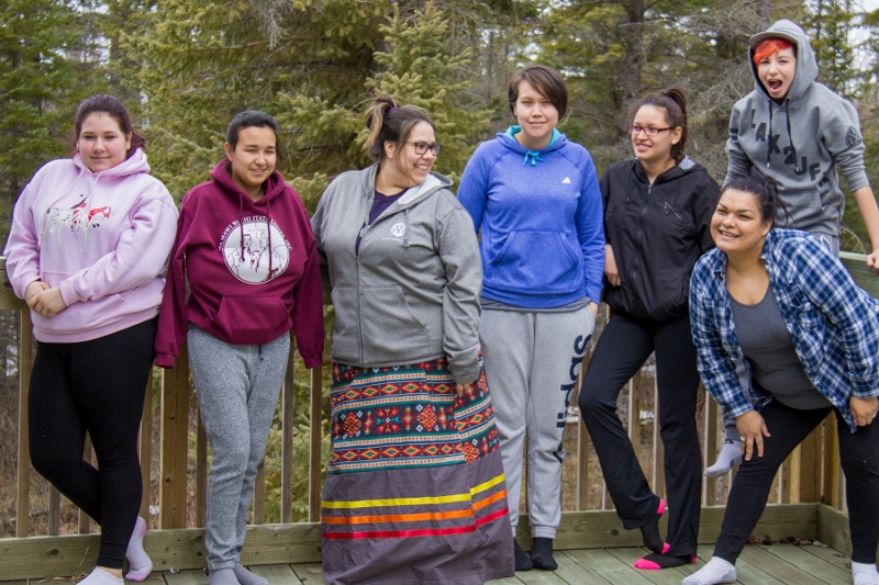 Ma Mawi Wi Chi Itata Youth in Philanthropy (YiP) group.