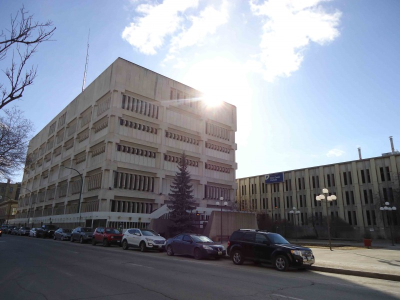 Will the sun set for good on the old Public Safety Building? /SHIRLEY KOWALCHUK