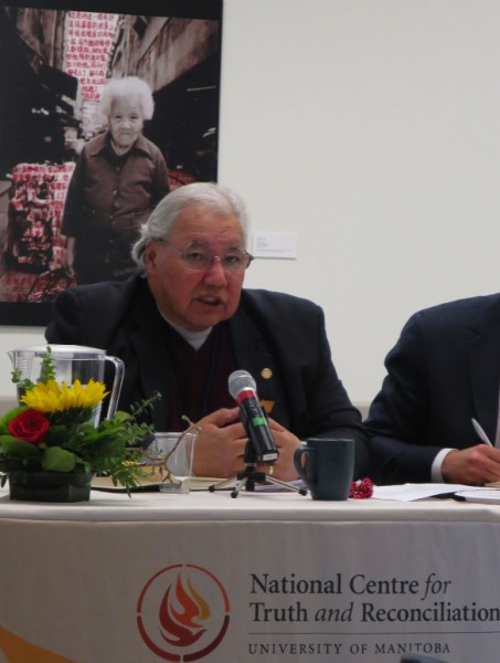 Honourable Justice and Senator Murray Sinclair, Jurist-In Residence
