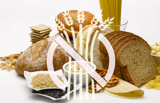 Going gluten free is the only option for celiac sufferers.