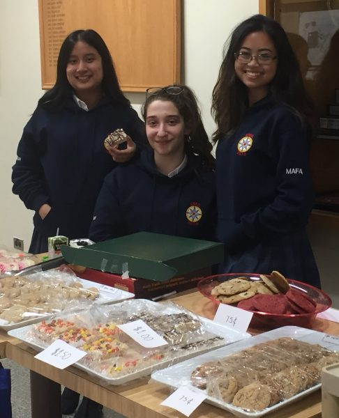 Bake Sale for RAY Walk