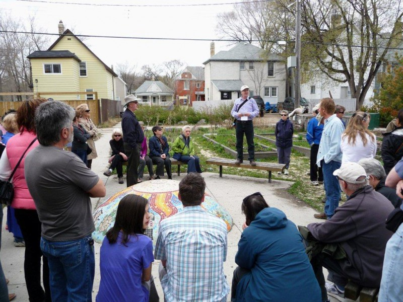 Jane's Walk provides fascinating opportunity to discover many aspects of our community.