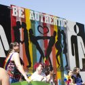 'Be authentic' was clear message during Pride Week