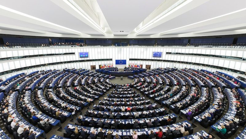 The European Parliament: with Brexit, Brits reject this further layer of government.
