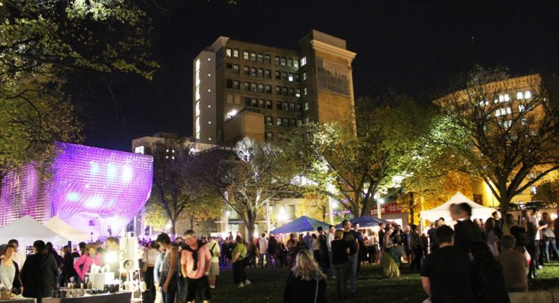 NuitBlancheontheSquare