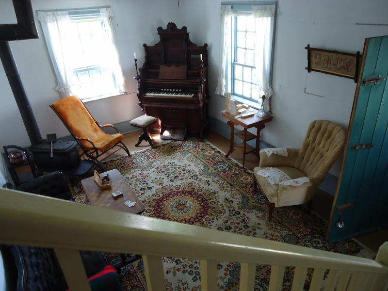 Front room of Brown House. /SHIRLEY KOWALCHUK