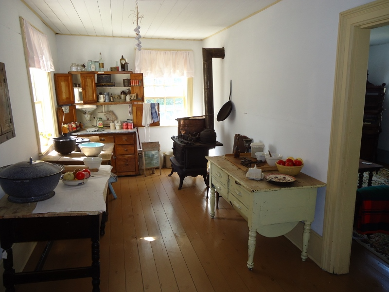 Home Life Challenging For Early Settlers Community News