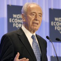 Peres funeral highlights past mistakes