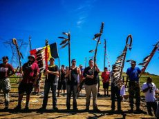 Standing firm at Standing Rock